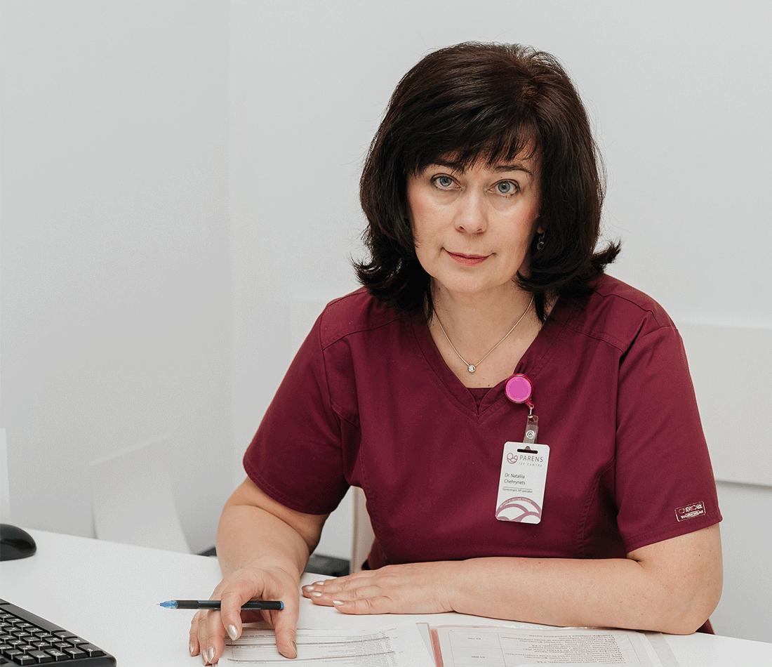 Жіноче здоров'я (базовий 1)